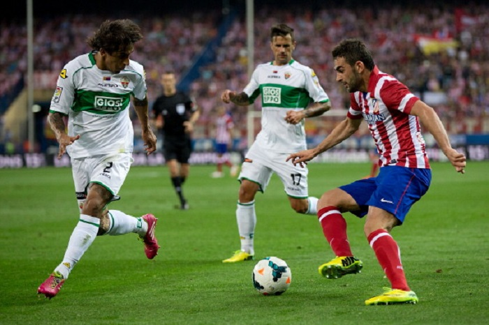Club Atletico de Madrid v Elche FC - La Liga