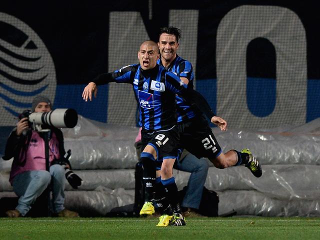 Atalanta BC v AS Livorno Calcio - Serie A
