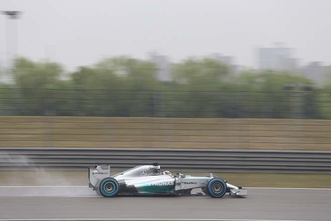 Chinese Grand Prix, Shanghai 17-20 April 2014