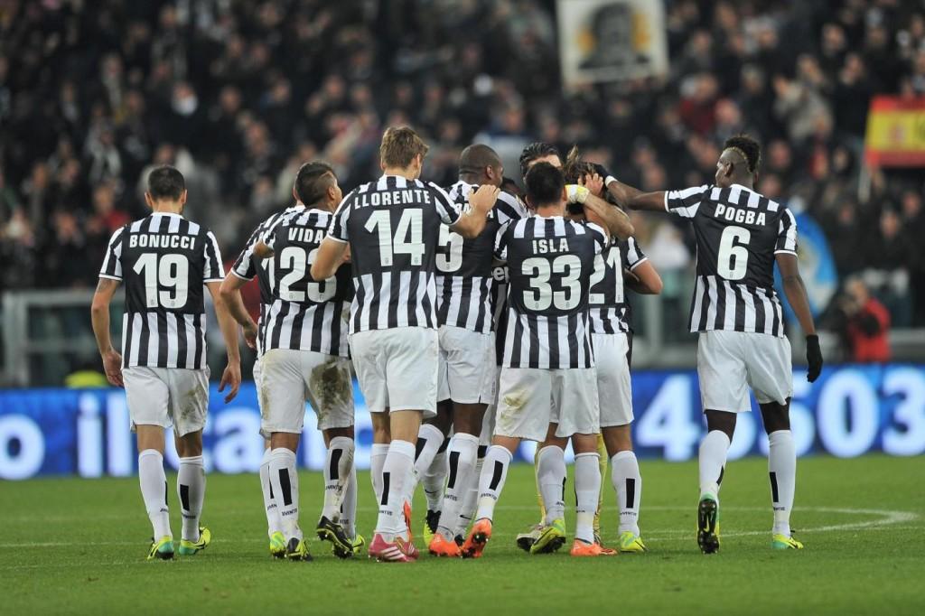 Juventus vs Napoli - Serie A Tim 2013/2014