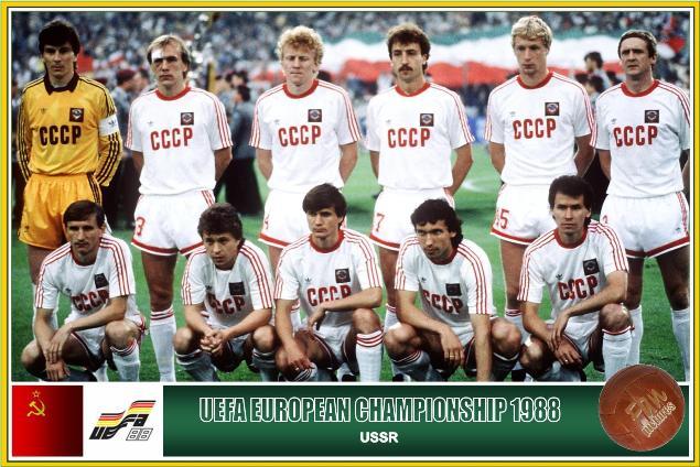 Urss europei 1988