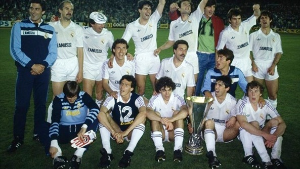 Real madrid atletico madrid le finali delle due squadre for League two table 1984 85