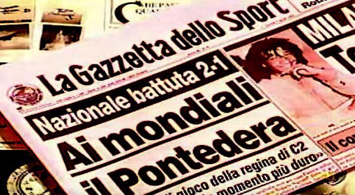 Italia Pontedera 1994