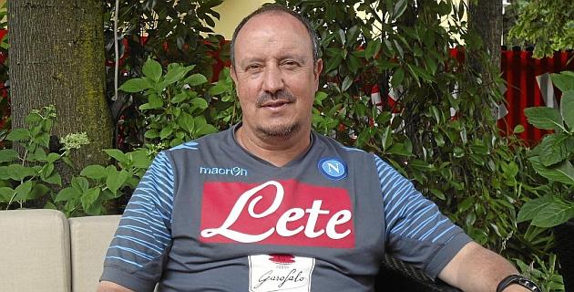 Benitez intervista 2015 contrataque for Intervista benitez