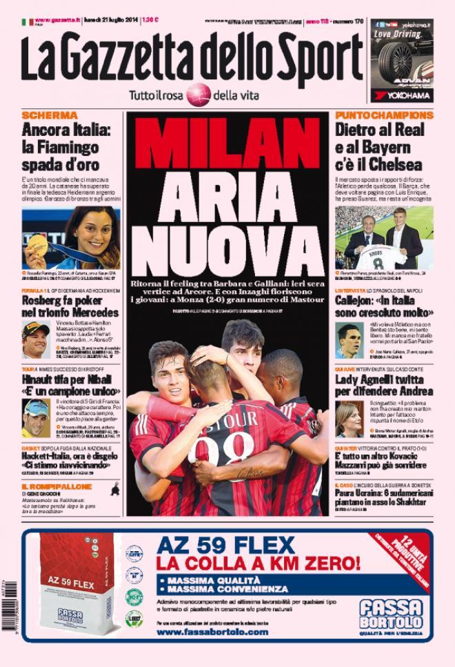 Giornali Di Monza