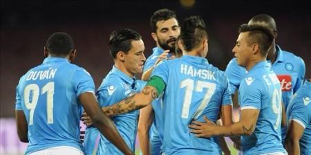 Napoli 2015 gol