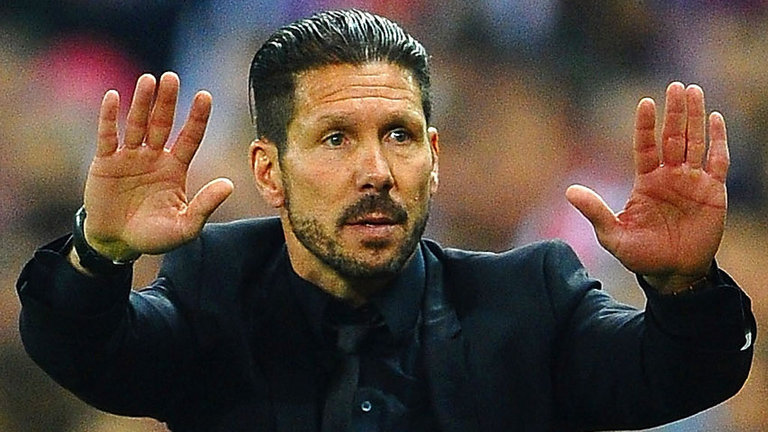 Niente Inter per Simeone: il Cholo annuncia la permanenza all'Atletico Madrid