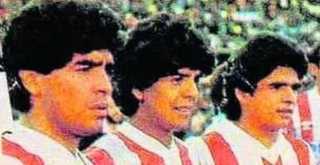 I fratelli Maradona