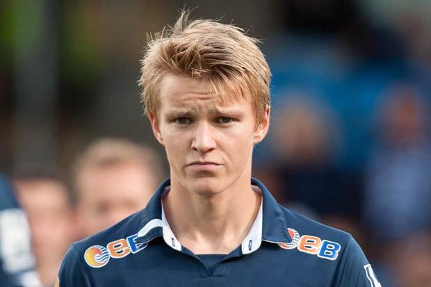 Martin-Odegaard