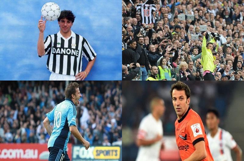 """Alessandro Del Piero si racconta:""""I miei primi 40 anni"""""""