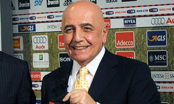 Galliani Mediaset Premium