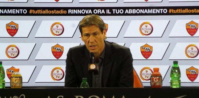 garcia roma conferenza