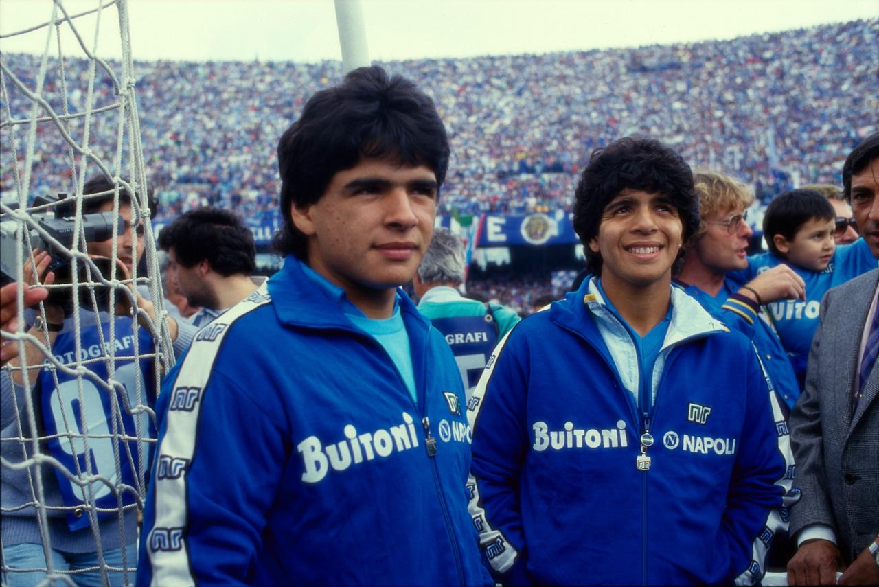 Hugo Maradona e Lalo