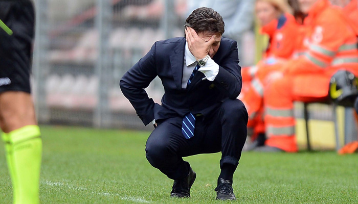 Walter Mazzarri, Inter - Fonte account ufficiale Inter