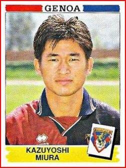 Kazuyoshi Kazu Miura
