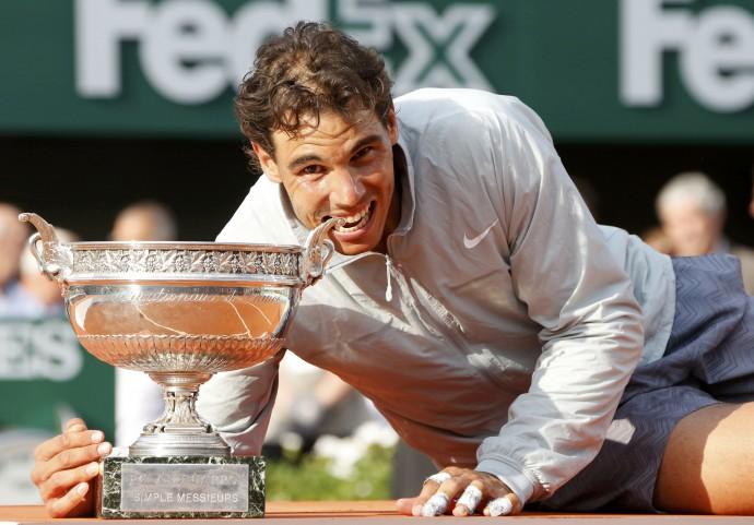 Testa di serie numero 6: Rafael Nadal