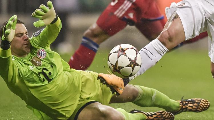 3 - Manuel Neuer