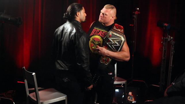 Lesnar-Reigns