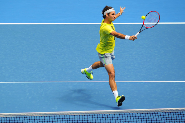 Testa di serie numero 2: Roger Federer