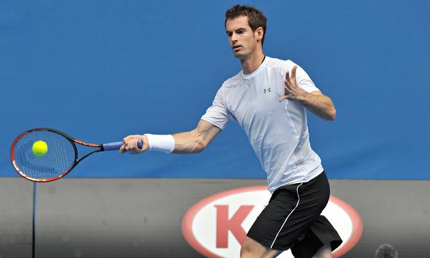 Testa di serie numero 6: Andy Murray