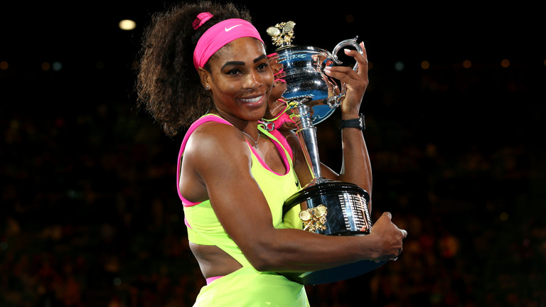 serena williams - australian open