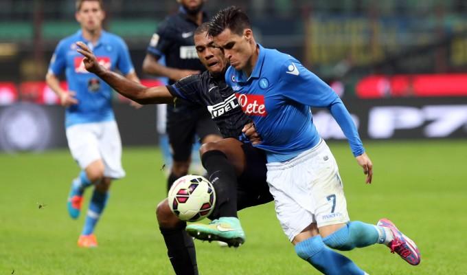 Inter-Napoli Callejon