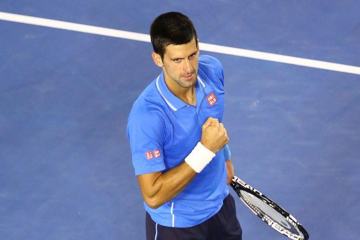 Australian Open uomini: il pokerissimo di Nole Djokovic