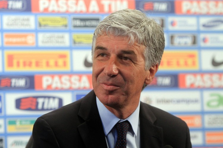 Inter Milan press conference