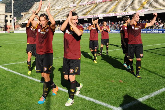 Salernitana - Juve Stabia - Lega Pro Girone C 2014/15