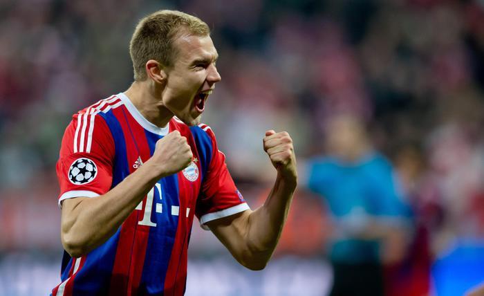 Bayern Munich vs Shakhtar Donetsk
