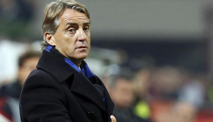 Roberto Mancini Inter-Torino - Fonte Twitter Internazionale