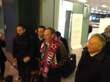 Ritorno di Zeman a Cagliari 9 marzo 2015