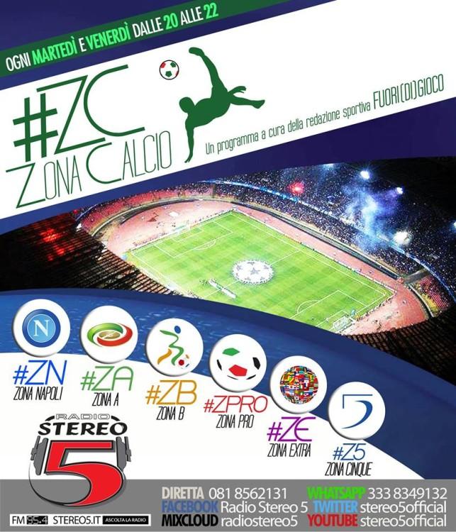 zona calcio