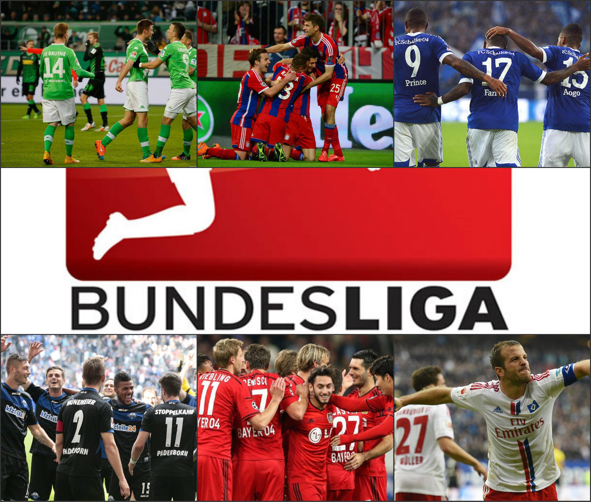 Bundesliga 2017/18 - La fotogallery delle maglie ufficiali