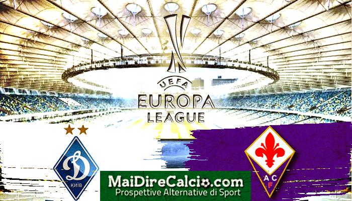 dinamo kiev-fiorentina-europa league