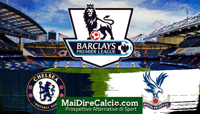 chelsea-crystal palace-formazioni