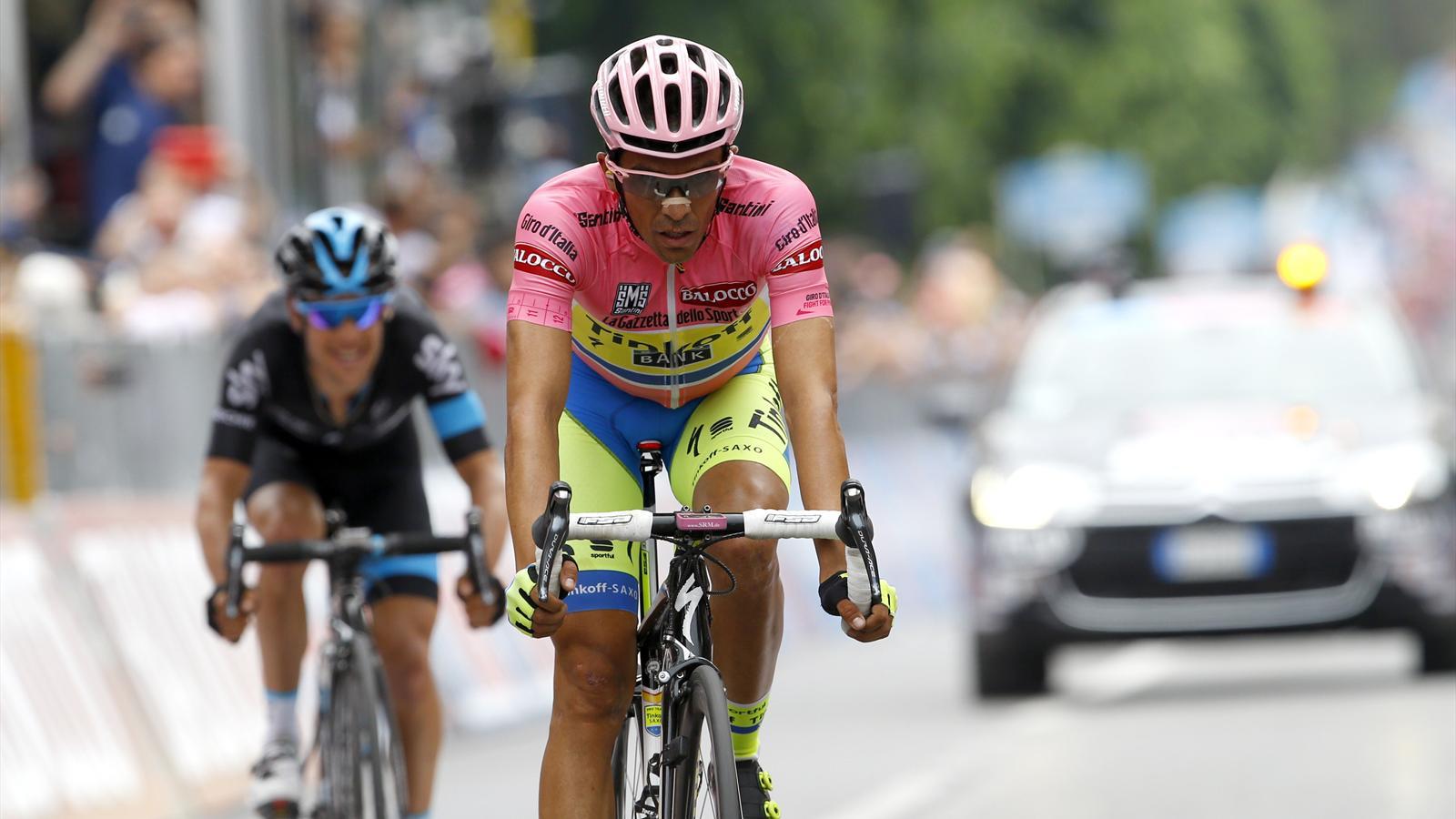 Giro d'Italia, il bilancio della prima settimana: sorpresa Formolo, Contador si difende