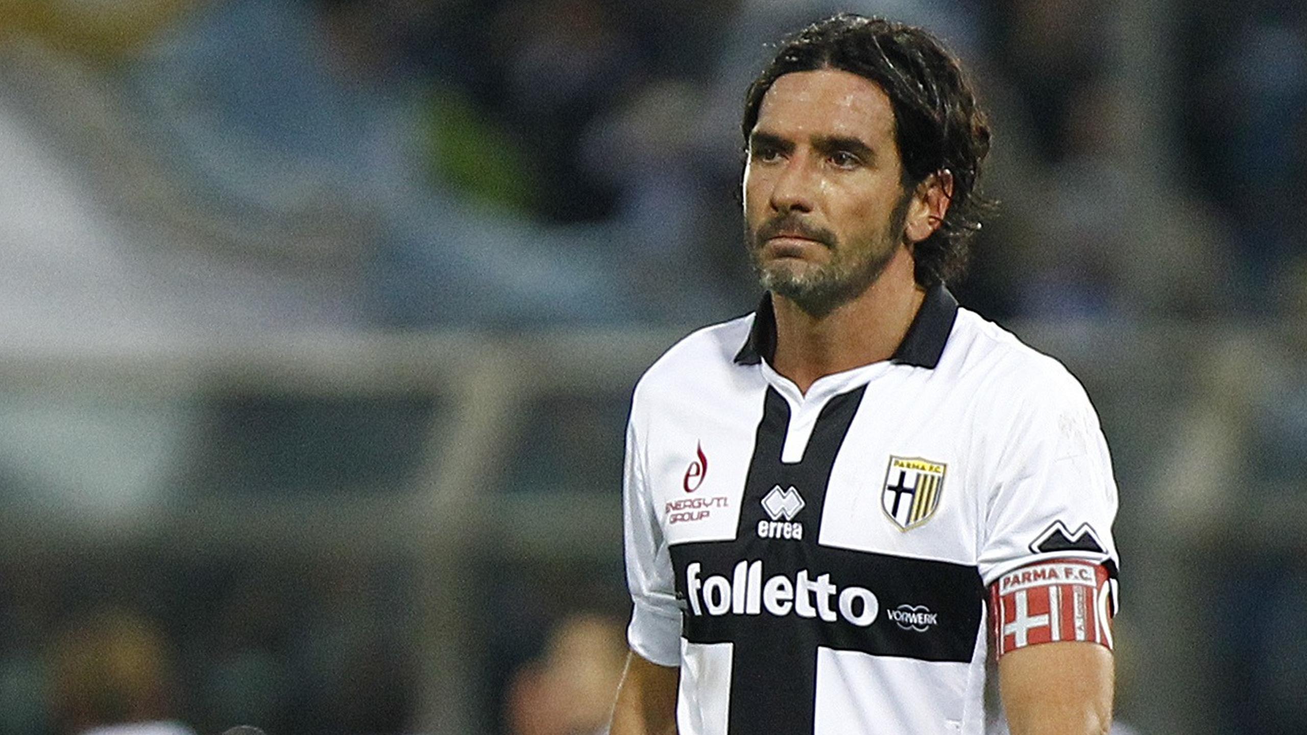 Alessandro Lucarelli capitano Parma