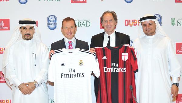 La fatal Dubai: le origini delle crisi di Milan e Real Madrid