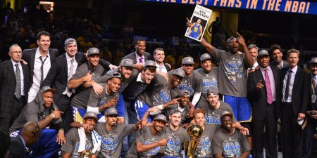 warriors title