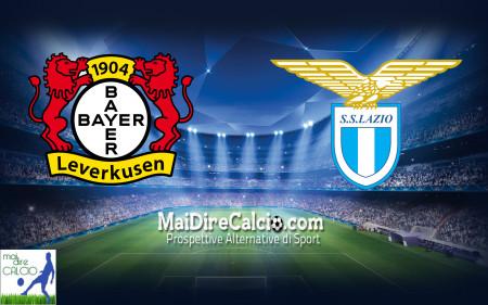 Bayer Leverkusen Lazio Champions League