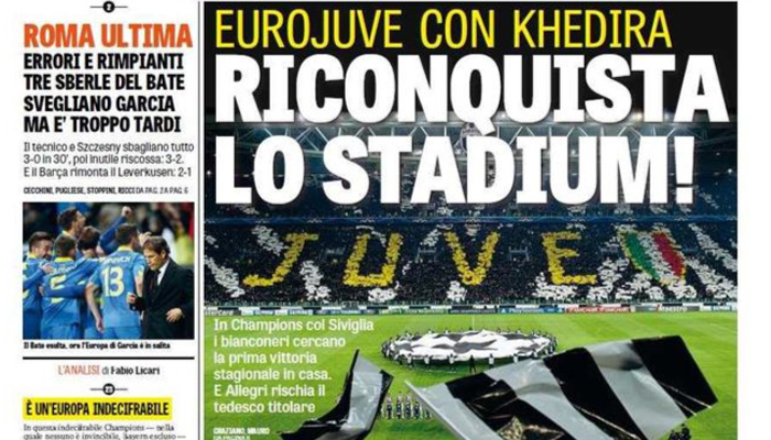 rassegna stampa-italia
