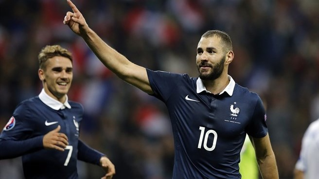 """Benzema, addio Europeo: """"Non sarò selezionato"""""""