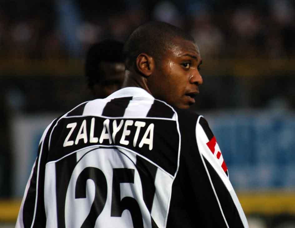 Zalayeta Juventus