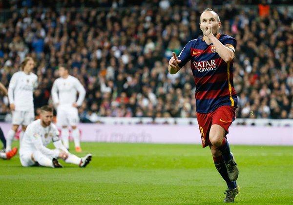Non solo in Italia: Iniesta insultato dai tifosi dell'Athletic Bilbao