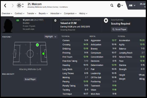 football manager-malcom