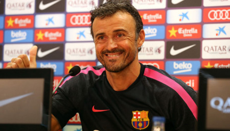 luis enrique-real madrid-barcellona