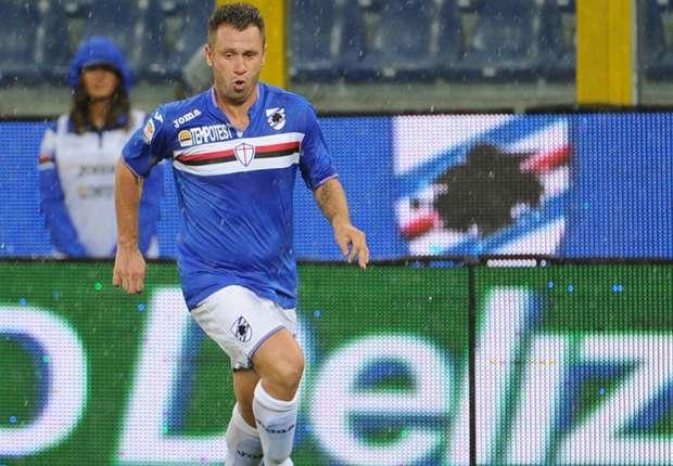 Sampdoria e Cassano, altro capolinea: chiesta la rescissione