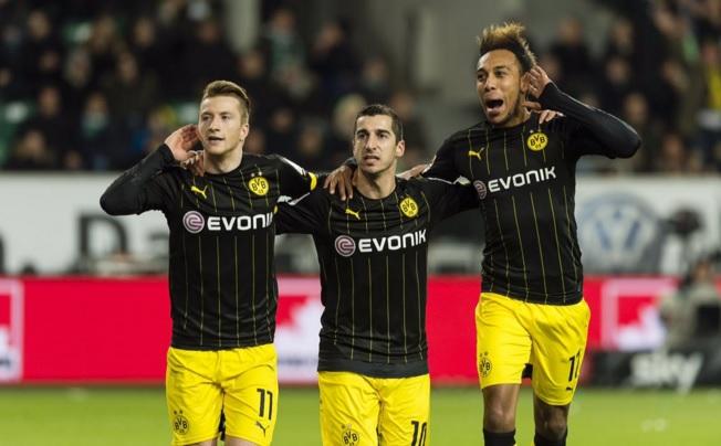 Wolfsburg-Borussia Dortmund 1-2: analisi e pagelle