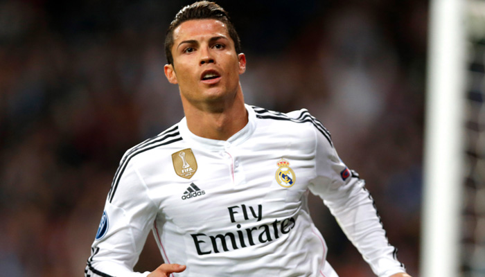Cristiano Ronaldo, Real Madrid-Manchester City - Fonte account ufficiale Twitter Real Madrid